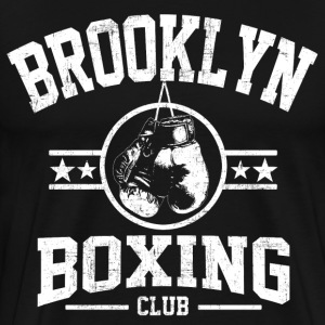 Brooklyn Boxing Club T-Shirts - Men's Premium T-Shirt