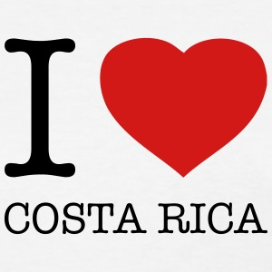 I LOVE COSTA RICA - Women's T-Shirt