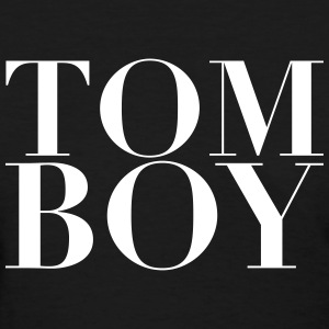 Tom Boy  Women's T-Shirts - Women's T-Shirt