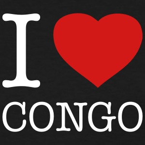 I LOVE CONGO - Women's T-Shirt