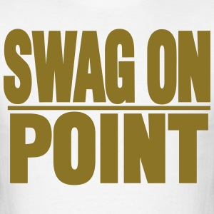 SWAG ON POINT - Men's T-Shirt