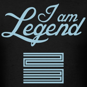 I Am Legend Retro 11 Jordan Shirt T-Shirts - Men's T-Shirt