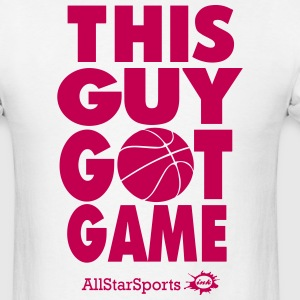 THIS GUY GOT GAME T-Shirts - Men's T-Shirt