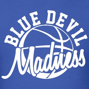 Blue Devil Madness T-Shirts - Men's T-Shirt
