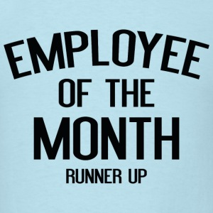 Employee Of The Month Runner Up - Men's T-Shirt