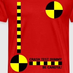 Crash Test Dummy - Men's Premium T-Shirt
