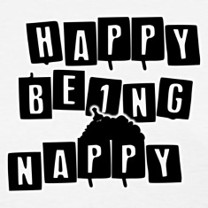 HAPPY BEING NAPPY