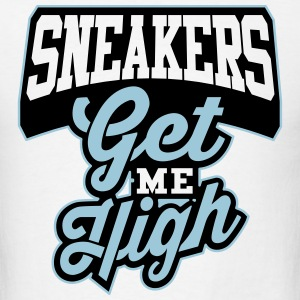 Sneakers Get Me High Columbia 11 - Men's T-Shirt