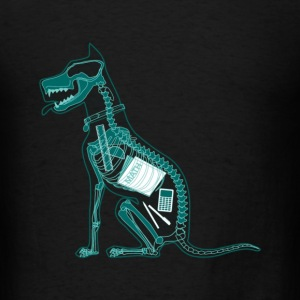 dog ate my homework - Men's T-Shirt