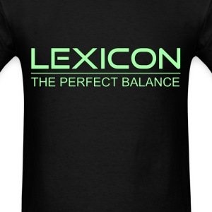 Lexicon The Perfect - Men's T-Shirt