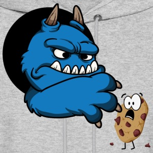 Cookie monster Hoodies - Men's Hoodie