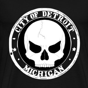 City of Detroit, Michigan - Men's Premium T-Shirt
