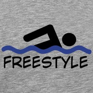 freestyle T-Shirts - Men's Premium T-Shirt