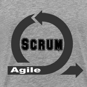 Agile Scrum - Men's Premium T-Shirt