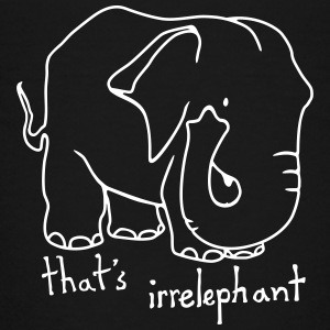 Irrelephant lines Kids' Shirts - Kids' Premium T-Shirt