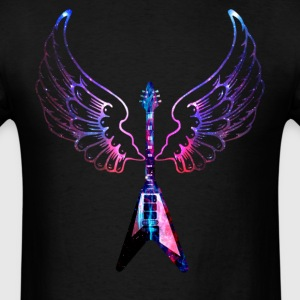 Flying V - Men's T-Shirt