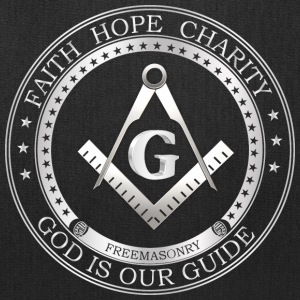 Freemasonry symbol Bags & backpacks - Tote Bag