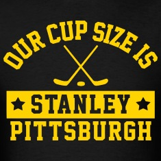 Cup Size Stanley Pittsburgh T-Shirts