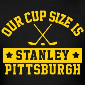 Cup Size Stanley Pittsburgh T-Shirts - Men's T-Shirt