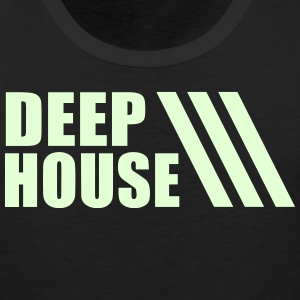 Deep House Tank Tops - Men's Premium Tank