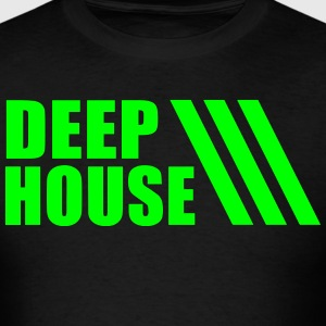 Deep House T-Shirts - Men's T-Shirt