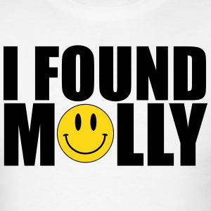 I found Molly T-Shirts - Men's T-Shirt