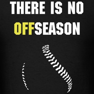 Baseball T-Shirt Off-Season - Men's T-Shirt