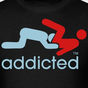 ADDICTED TO BOY PUSSY - Men's T-Shirt