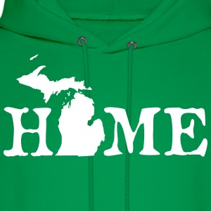 HOME - Michigan Hoodies - Men's Hoodie