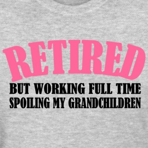 RETIRED GRANDPARENT - Women's T-Shirt