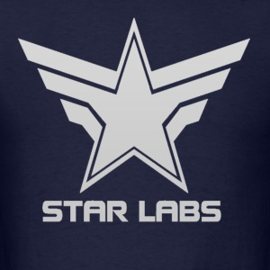 star labs - Men's T-Shirt