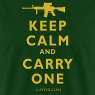 Design ~ Keep Calm Carry One