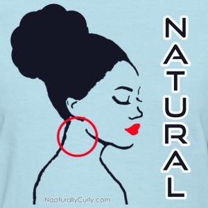 Natural Bun - Women's T-Shirt