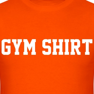 GYM t-shirt - Men's T-Shirt
