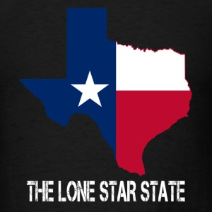 The lone Star State Texas - Men's T-Shirt