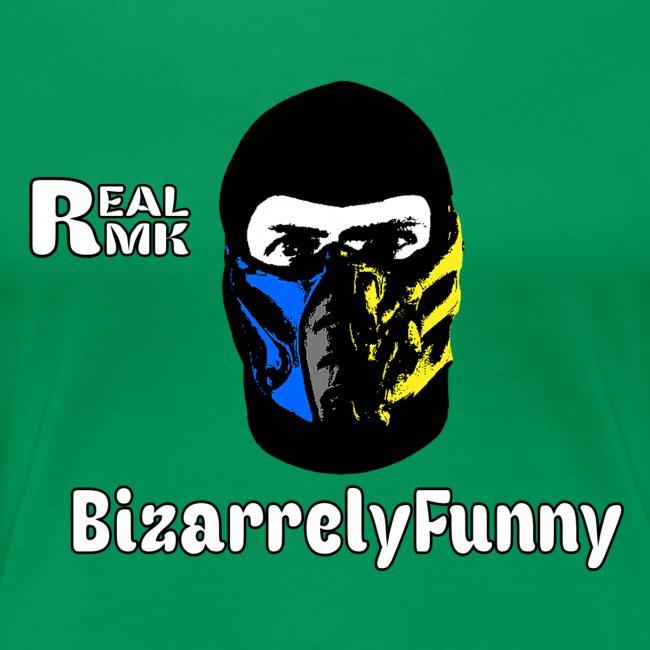 BizarrelyFunny Female Shirt Premium