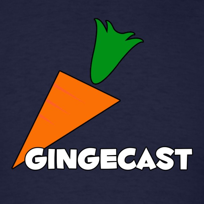 Men's Gingecast Carrot Crew SPECIAL EDITION