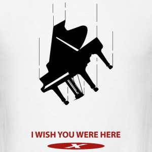 I Wish You Were Here - Men's T-Shirt