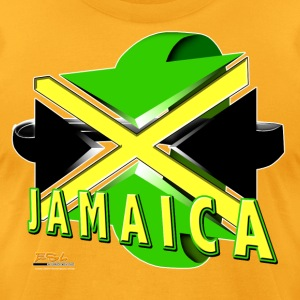 JAMAICA - Men's T-Shirt by American Apparel