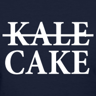 Design ~ KALE, CAKE