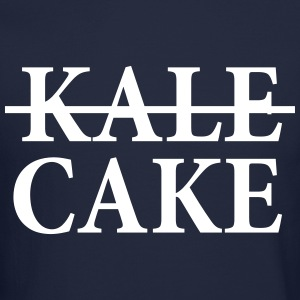 KALE, CAKE Long Sleeve Shirts - Crewneck Sweatshirt