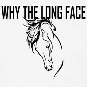 LONG FACE - Men's T-Shirt