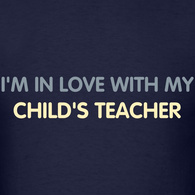 BEST SELLER- I'm in love with my child's teacher.