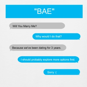 Texting BAE-Men's Tank Top - Men's Premium Tank