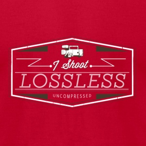 Lossless T-Shirts - Men's T-Shirt by American Apparel