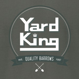 Yard King T-Shirts - Men's T-Shirt by American Apparel