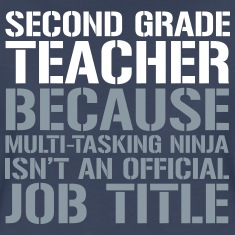 Ninja Second Grade - Teachers T-Shirts Women's T-Shirts