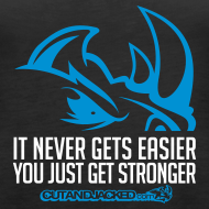 Design ~ It never gets easier D2 | Womens tank