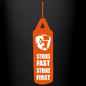 Strike Fast Strike First Accessories - Full Color Mug