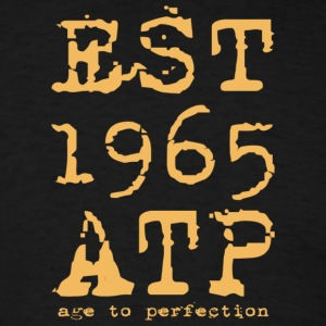 1965 ATP- AGED TO PERFECTION - Men's T-Shirt